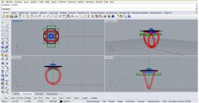 immagine anello fibbia 3D