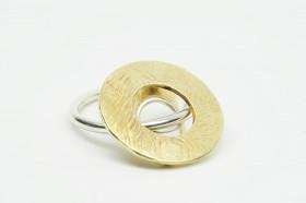 Anello modulare similoro argento 2 ridimensionate (2)