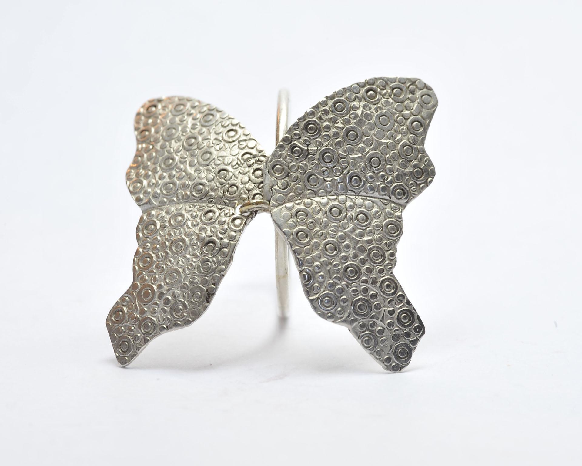 Anello Movibile Argento