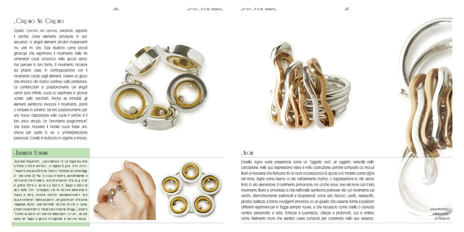 Artistar Jewels – L'Arte da Indossare